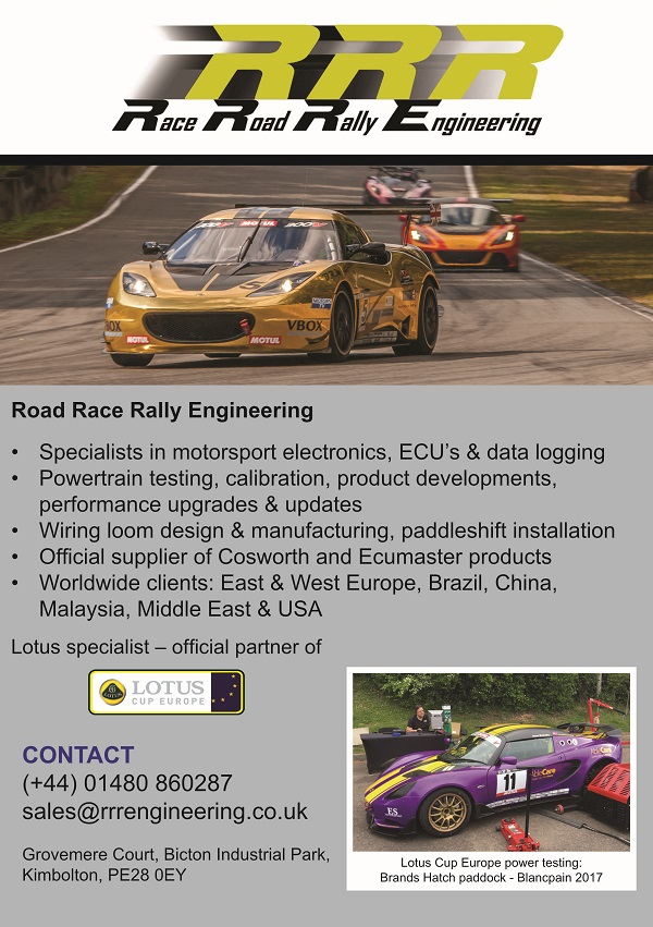 Race Road Rally Engineering