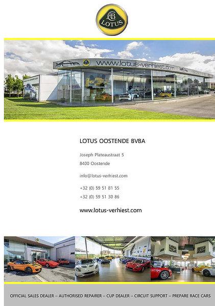 Lotus Oostende